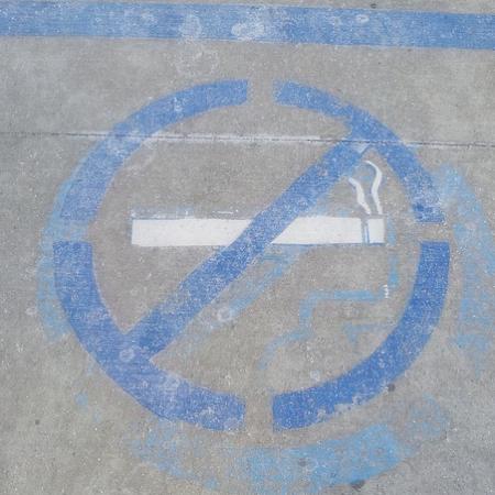 No Smoking ノースモーキング