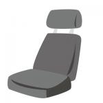 中古車の購入 チェックポイント シートのヘタリ